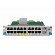 HP 20-port Gig-T PoE+ / 2-port 10GbE SFP+ v2 zl Module HP J9536A