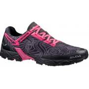 Salewa Lite Train - scarpe trail running - donna - Black/Pink