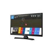 Smart TV LG LED 28 28MT49S-PS HD com Conversor Digital Wi-Fi Integrado 2 HDMI 1 USB WebOS 3.5 Apps Screen Share