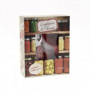 Lubéron Apiculture Coffret Confitures & bocaux