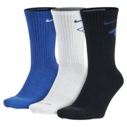 Nike Dri-FIT Cotton Fly Crew Training Socks (3 Pair)