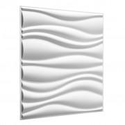 WallArt Стенни 3D панели Waves, 12 бр, GA-WA04
