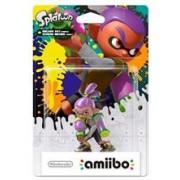 Figurina Nintendo Amiibo Splatoon Inkling Boy Purple Nintendo Wii U