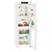 GARANTIE 4 ANI Combina frigorifica Liebherr, clasa A++, congelator NoFrost, alb CN 3505