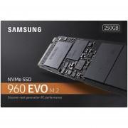 250GB Samsung 960 EVO M.2 PCIe NVMe SSD De Estado Sólido Interno
