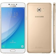 Open Box Samsung Galaxy C7 Pro 4GB 32GB Black (6months Seller Warranty)