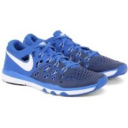 Nike NIKE TRAIN SPEED 4 Training & Gym Shoes For Men(Blue)