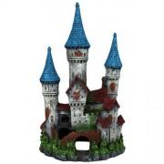 Decor Castel Cu Turnuri 12cm 87820