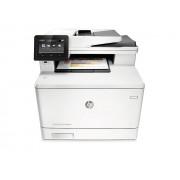 HP Color LaserJet MFP M477fnw Printer [CF377A] + подарък (на изплащане)