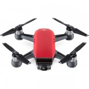 DJI Spark Fly More Combo Lava Red Drone