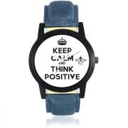 Positive Think Wrist Analog Watch By Google Hub