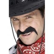 Mustata cowboy neagra