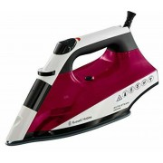 Russell Hobbs 22520 Auto Steam Pro Iron, 2400W - White & Red