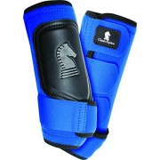 CLASSIC ROPE COMPANY Cross Fit Boot Front Blue Medium by