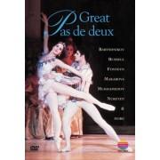 Baryshnikov,Bussell,Fonteyn,Makarova,Nureyev etcc - Great Pas de deux (DVD)