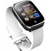 Smartwatch Cronos Heart Beat White
