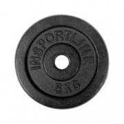 Greutate fier inSPORTline 5kg30mm