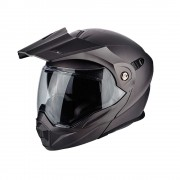Scorpion Allroad Systeemhelm ADX-1 Solid Matt Anthracite-L