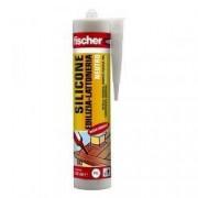 Fischer Silicone Neutro Edilizia-Lattoneria Fischer Grigio