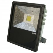 PTL - LED Flood PRO 50W kalt weiss IP 65, 50W COB LED, 120°