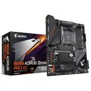 MB Gigabyte B550 AORUS PRO AC, AM4, ATX, 4x DDR4, AMD B550, WL, 36mj