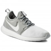 Pantofi NIKE - Roshe Two (GS) 844653 100 White/White/Metallic Silver