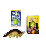 Giant Stegosaurus Hatching Egg Bundle Super Putty Stego Toy Dinosaur Clade-Gravim