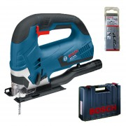 BOSCH GST 90 BE Ferastrau vertical 650 W + Set 25 panze 060158F002