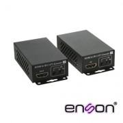 Extensor HDMI Enson ENS-HE2000TR 70mts 1080P
