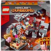 LEGO Minecraft: The Redstone Battle (21163)