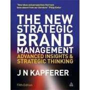 New Strategic Brand Management, Paperback