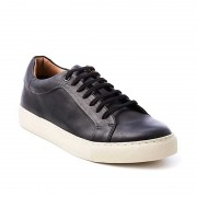 Croft Zac Shoes Black FLP704