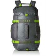 Shrih 15.6-inch Laptops Backpack Grey/Green 25 L Laptop Backpack(Grey)