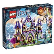 Import LEGO Elves 41078 Skyra's Mysterious Sky Castle Building Kit [Parallel import goods]