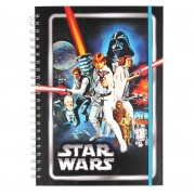Star Wars jegyzetfüzet - A New Hope - PYRAMID POSTERS - SR71757