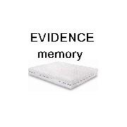 Materasso EVIDENCE in memory Permaflex
