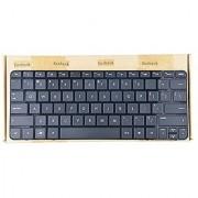 Eathtek New Laptop Keyboard with Frame for HP Compaq Mini210-2000 Mini 210-2000 210-2100 210-2200 series Black US Layout