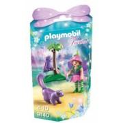 Zana Cu Animale Prietenoase Playmobil