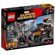 LEGO 76050 Super Heroes Crossbones' Hazard Heist