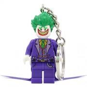 Generic Single Batman DC Figure Harley Quinn Joker Keychain Mr Freeze Aaron Cash Poison Ivy Mayor Tan Robin Building Blocks Toys Joker A