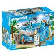 Playmobil Aquário 9060Multicolor- TAMANHO ÚNICO