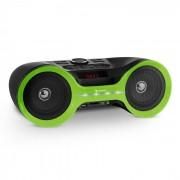 Auna Boombastic Bluetooth-Boombox USB SD MP3 AUX FM LED (MG5-Boombastic gr)