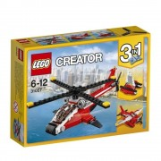 LEGO Creator 3 in 1, Elicopter de lupta 31057