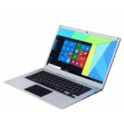 "Ediam 14.1"" FHD Intel N4000 Dual Core 1.10GHz (2.6GHz) 4GB 32GB SSD Windows 10 Home 64bit sivi"