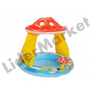 Piscina gonflabila Intex cu acoperis in forma de ciuperca 57114