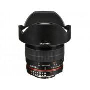 Samyang Objetiva 14MM F2.8 Nikon AE Ultra AS IF UMC (Encaixe: Nikon F - Abertura: f/22 - f/2.8)