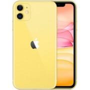 Apple Iphone 11 256GB sárga, kártyafüggetlen, Gyártói garancia