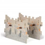 Papo Medieval Era: Weapon Master Castle - 2 Large Walls (Set 4)
