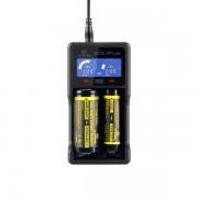 XTAR VC2 Plus Master multifunkciós akkumulátor töltő