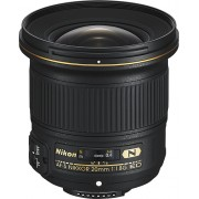 Nikon - AF-S NIKKOR 20mm f/1.8G ED Ultra Wide Angle Lens for Select F-Mount Cameras - Black